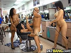 Barbershop Orgy with Olivia O'Lovely, Jenaveve Jolie & Lacey Duvalle.05