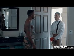 Missionary boy does everything to save black ga...