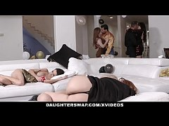 DaughterSwap - Sexy Teen Daughters Fucked Next ...