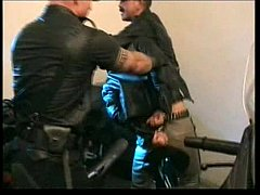 Leather Law - various scenes...