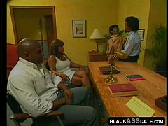 Horny filthy black wife...