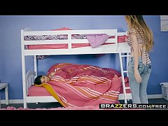 Brazzers - Big Tits at School - (Brenna Sparks, Danny D) - Bunk Bed Bang - Trailer preview