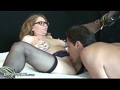Kinky Kiki Daire Gets Hot Facial By Big Dick ER...