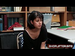 Case Number 1257985 Shoplyfter Penelope Reed Blackmailed By Officer