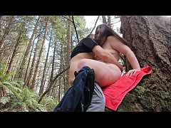 Risky Public Creampie With Horny PAWG