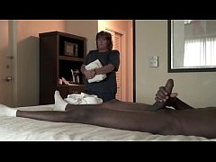 NICHE PARADE - BBW Hotel Maid Strokes Big Black...
