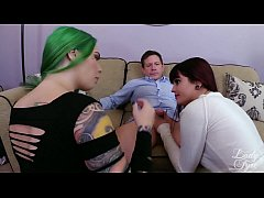 Anal Delinquent: Babysitters Blackmailed...