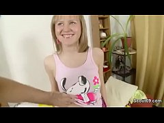 Extrem Cute Teen Get...