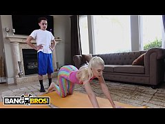 BANGBROS - Cougar Schools Chloe Cherry On Ass Parade!