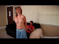 Sister is Mesmerized into Fucking Brother - Siblings