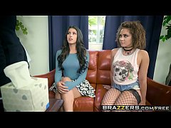 Brazzers - Hot And Mean - (Peyton Banks, Sophia...