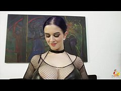 Busty Larkin Love Fucks in POV