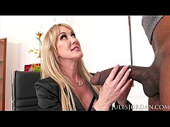 Jules Jordan - Brandi Love Provides An Insurance Policy For Dredd's BBC