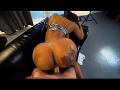 Clip sex Hot black milf with a huge ass gets fucked REAL hard
