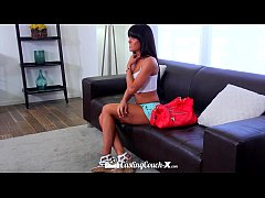 CastingCouch-X - Brunette Rahyndee...