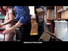 thumb shoplyfter    stripped and fucked for stealing