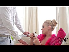 Amazing Russian Blonde Newbie Baby L Gets Her Mouth Fucked