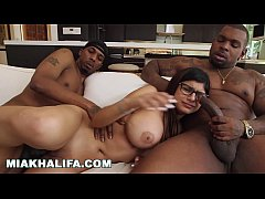 Mia Khalifa Craves Big...