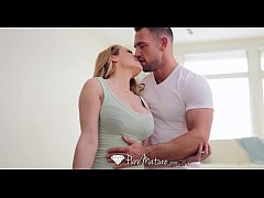 PureMature - Busty milf Corinna Blake wants tha...
