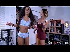 SISTER loves sharing her BROTHER- Demi Sutra
