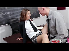 Teen Schoolgirl Fucked By Teacher
