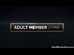 AdultMemberZone - Blonde's First Time in Front ...