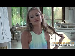 Tiffany Tatum - Blonde Teen Loves Dick