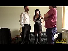 PASCALSSUBSLUTS - Goth Subslut Sexy Cloe Dominated By Pascal