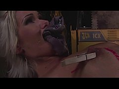 Hot submissive girl, treated hard. Avril. Part 1.