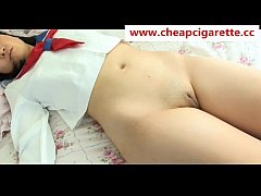 Japanese students cute pink pussy-cheapcigarett...