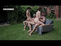 Teen Group Sex Party...