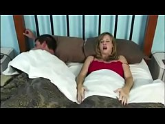 Mom and son sex in hotel