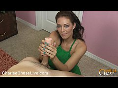Fuck Charlee Chase's MILF in a Box Sex Toy