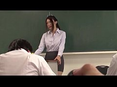 Japanese beautiful teacher be controlled by remote sex toy - Full: http:\/\/preofery.com\/n55