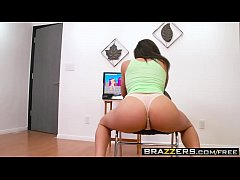 Brazzers - Hot And Mean -  Dirty Little Gamer scene starring Abella Danger & Kimmy Granger
