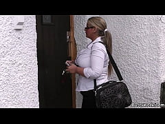 Dani - Door-to-door salesgirl scores herself a sale-1080