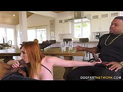 Cougar Lauren Phillips Takes Care Of Her Husban...