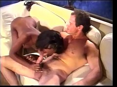 My first time with a black slut