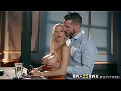 Brazzers - Mommy Got Boobs -  The Big Stiff scene starring Alexis Fawx and Mike Mancini