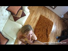thumb doubleviewca sting com   kitty gets facialized and banged pov view