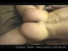 Amateur Clara From France Is Fucking Her BF