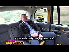 Female Fake Taxi Hot busty blonde sucks and fuc...