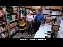 ShopLyfter - Shoplifting Teen Complies...