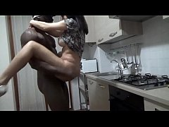 A VERY DIRTY COOKING LESSON! Italian Amateur Video with Sofia Simple Escort