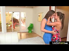 Hot Lez Scene Action With Sexy Gorgeous Girl vid-26