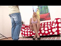 DOUBLEVIEWCASTING.COM - BUSTY ANGEL WICKY SLAMS...