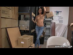 Hot Asian Alina Li Casting Call