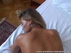 patricia beautiful girl pussy creampie