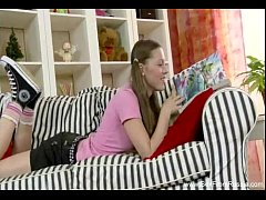 Russian Teen Sister Brother Surprise