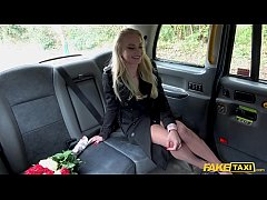 Fake Taxi Russian blonde refuses marriage to taxi driver